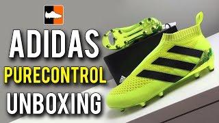 Adidas la velocidad de la luz ace16   de purecontrol pack de prueba de  juego & Review 0e8b1a