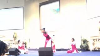 Beautiful Feet by Donald Lawrence Praise Dance