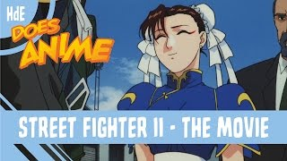 Street Fighter II The Movie Review