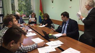 Скандал в Совете депутатов