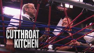 Cutthroat After-Show: Rolls | Cutthroat Kitchen | Food Network