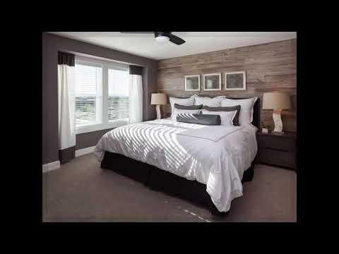 Ideen für Wände Schlafzimmer