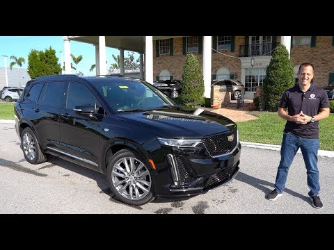 External Review Video aYszCzC5EbQ for Cadillac XT6 Crossover