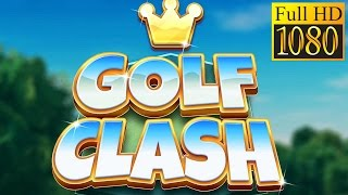 Golf Clash Game Review 1080P Official Playdemic Sports 2017