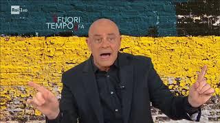 Maurizio Crozza / Par condicio - Che fuori tempo che fa 15/01/2018