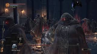 Dark Souls 3   Deacons Of The Deep [SL1, +0 Weapons]