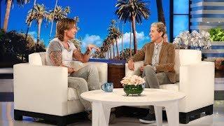 Nicole Kidman Regrets Heckling Husband Keith Urban