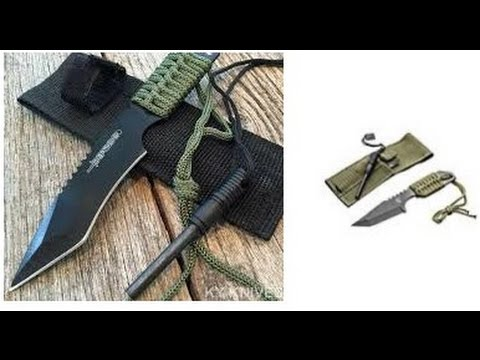Review: Best Hunting Knives 2018
