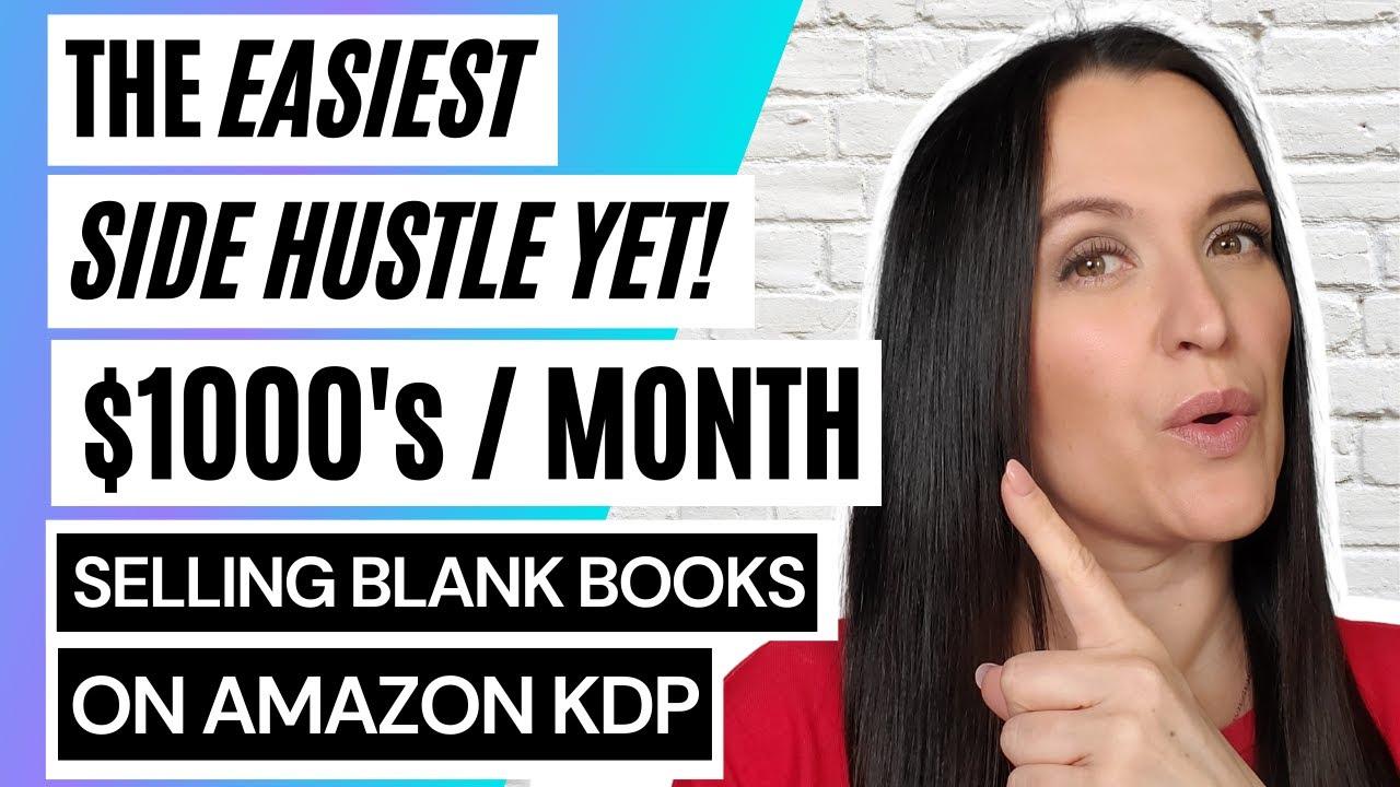 Make $1000s per Month Online   Easy Side Hustle For Beginners   Full Tutorial   Book Bolt + Amazon thumbnail