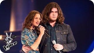Chloe Castro Vs Alaric Green: Battle Performance - The Voice UK 2016 - BBC One