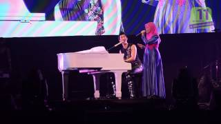 Wang Lee Hom & Najwa Latif - Getaran Jiwa (Live at Music Man 2 Concert )