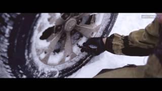 """""""Школа внедорожной езды"""". Как ездить по глубокому снегу?"""