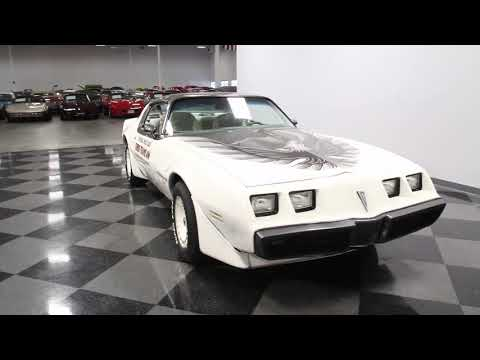 Video of '80 Trans Am Official Pace Car - MFS6