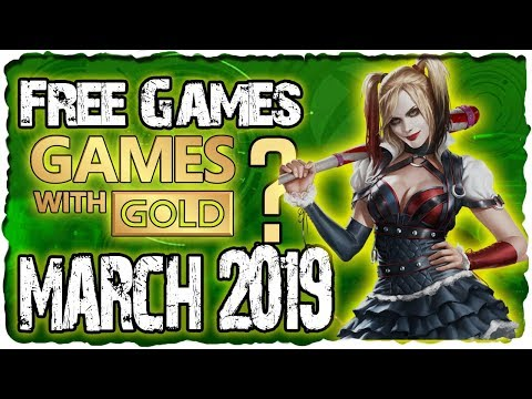 XBOX Games with Gold January 2019 Predictions | GWG January
