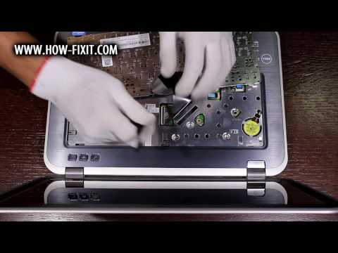 How to remove bios password on Dell inspiron 11 - смотреть
