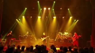 Steve Hackett - Dance On A Volcano  (closing excerpt)