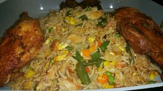 How to make koose akara spicy beans fritters step by step demo best ghana fried rice in abroad my recipe 3y3 d3 papa ccuart Gallery