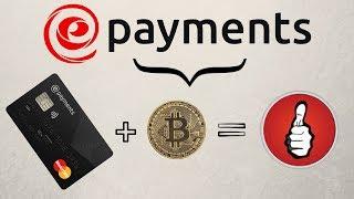 Epayments (Епейментс) - платежная система для ввода/вывода криптовалюты. Полный обзор + биржа DSX.uk