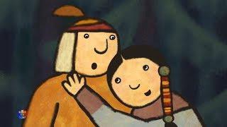 мэргэн WOI | детские мультфильмы | русские истории для детей | сказки | Mergen Woi | Moral Stories