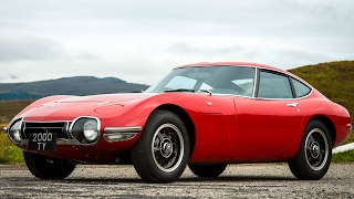 Toyota 2000GT: The Toyota That Lived Twice