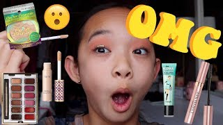 FULL FACE OF FIRST IMPRESSIONS MAKEUP TUTORIAL   Nicole Laeno