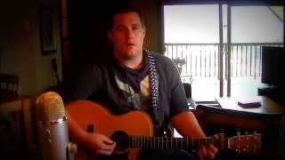 """Aaron Lines - """"It takes a man"""" (Cover) by Travis Pickering"""