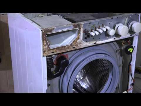Замена подшипников в стиральной машине БЕКО (Часть 3)
