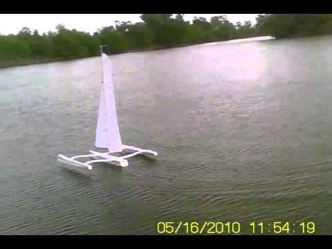 Nightmare X Maiden Voyage - Mini40/F-48 Trimaran