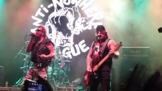 "Anti Nowhere League - So What ""Live@Rebellion Festivals"""