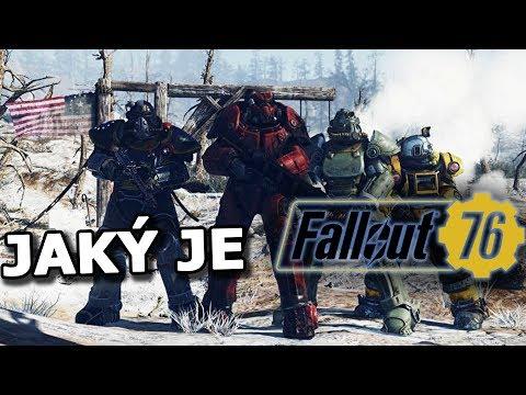 Jak vypadá nové MMO od Bethesdy? - Fallout 76 BETA