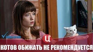 Сериал Котов обижать не рекомендуется (2018) 1-2 серии детектив на канале ТВЦ - анонс