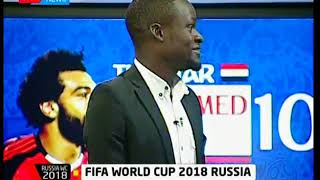 The Salah effect on the World Cup in Russia - Russia WC 2018