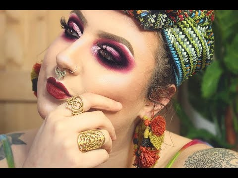 MakeupTiffanyJ inspired makeup | SHAZY.