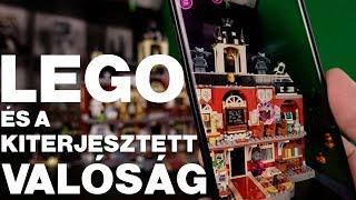 LEGO és a kiterjesztett valóság! - Hidden Side (F)