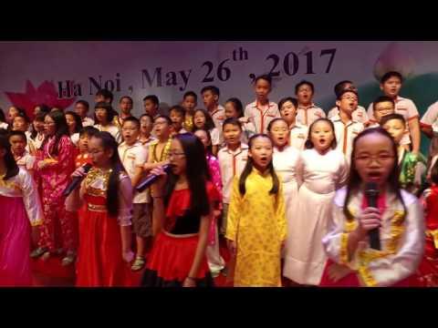 Màn hát múa: A Song of Peace - Học sinh hệ thống BillGates