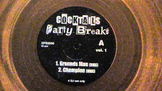 BABY CHAM - GROUNDS MAN (PARTY BREAK)