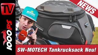 Tankrucksack Neu! Komfortables System von SW-Motech - PRO Tankrucksäcke