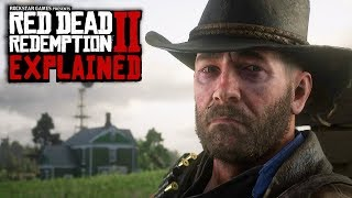 Red Dead Redemption 2 - Full Story, Ending, Epilogue & Secret Credit Scenes Explained