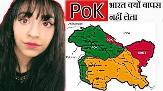 Pakistani Reacts to | Why India Doesn't Take Back PoK ?