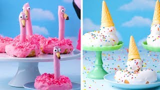 12 Adorable Donut Decoration Ideas | Cakes, Cupcakes and More by So Yummy