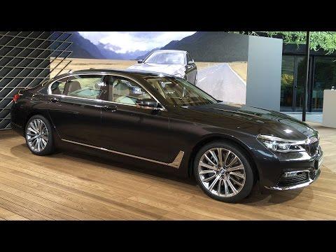 2016 BMW 7 Series (G11) Preview Quick Walk-Around Tour – paultan.org