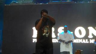 KRS Speech @ Rock The Bells DC