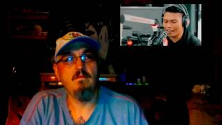 Reaction To Roland Bunot Abante Covers To Love Somebody   Michael Bolton LIVE On Wish 107 5 Bus