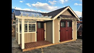 Storage Barns and Sheds for Sale in Cleveland Ohio - Hartville Outdoor Products Cleveland Ohio