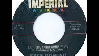 Fats Domino - Let The Four Winds Blow (stereo master) - June 20, 1961
