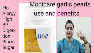 Modicare well Garlic pearls For your good health - Download this Video in MP3, M4A, WEBM, MP4, 3GP