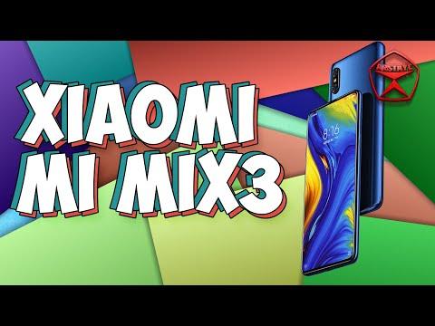 Обзор Xiaomi Mi Mix 3 лучше всех? Но он с косяками! Смотрите перед покупкой. / Арстайл /