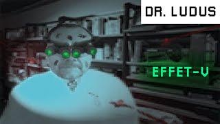 Qu'est-ce que l'Effet-V associé au jeu vidéo ?