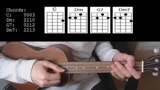 Julia Michaels – Apple EASY Ukulele Tutorial With Chords / Lyrics
