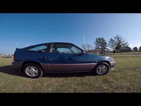 1985 Honda CRX for Sale - CC-1042755